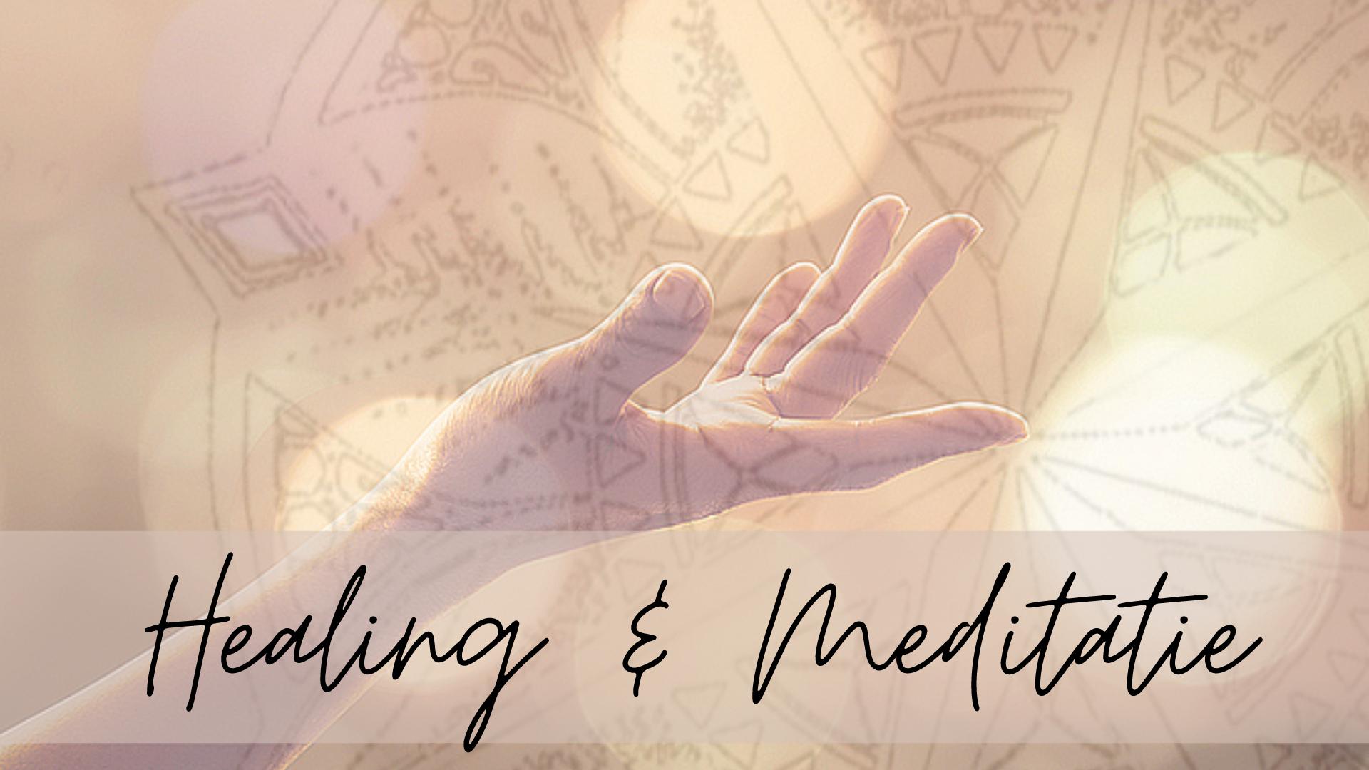 healing, meditatie